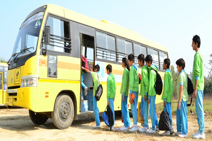 The Espee Global School-Transport