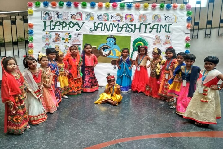 The Espee Global School-Festival Celebrations