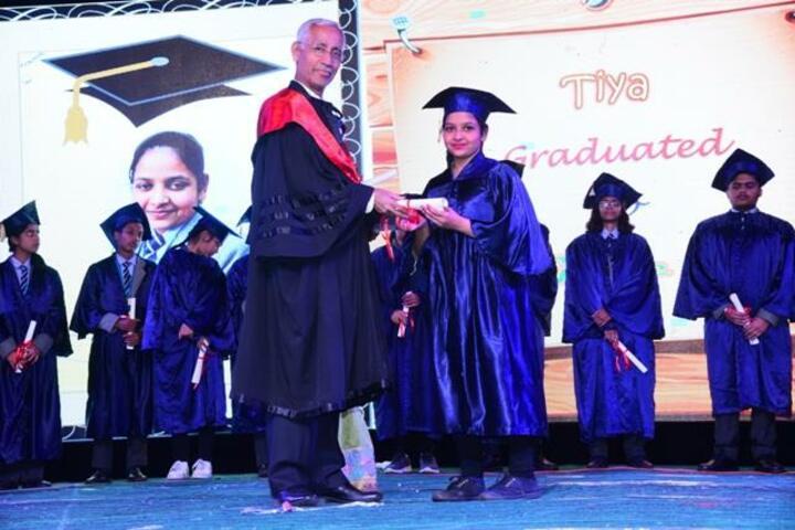 The Espee Global School-Graduation Day