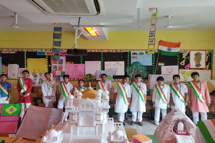 The Espee Global School-Independence Day Celebrations