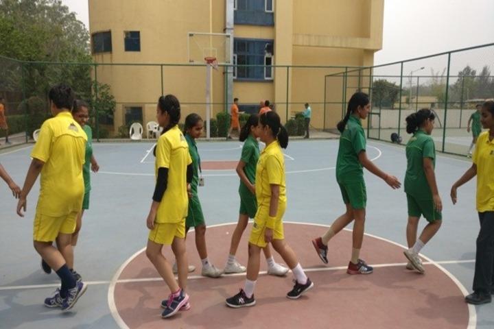 The Espee Global School-Sports