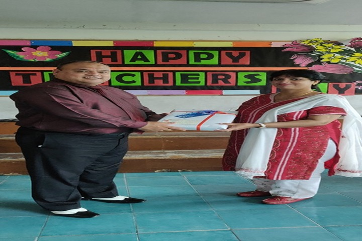 The Espee Global School-Teachers Day Celebrations