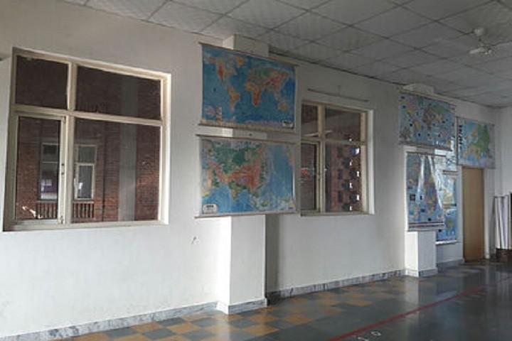 The Gurukul Foundation School-SST Lab