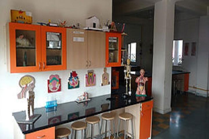 The Gurukul Foundation School-Biology Lab