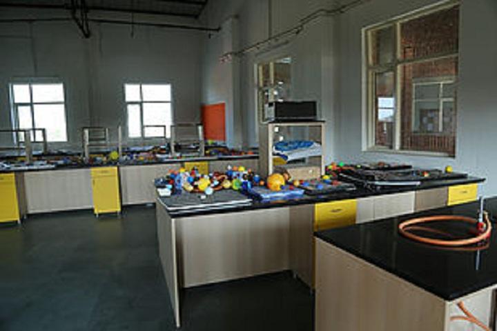 The Gurukul Foundation School-Chemistry Lab