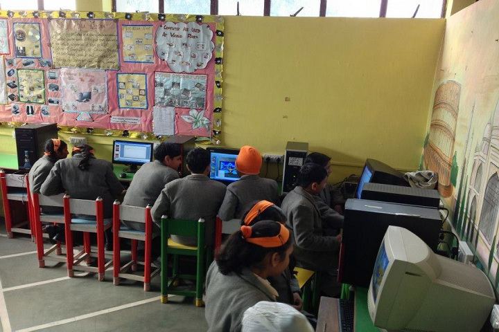 The Gurukul Foundation School-Computer Lab