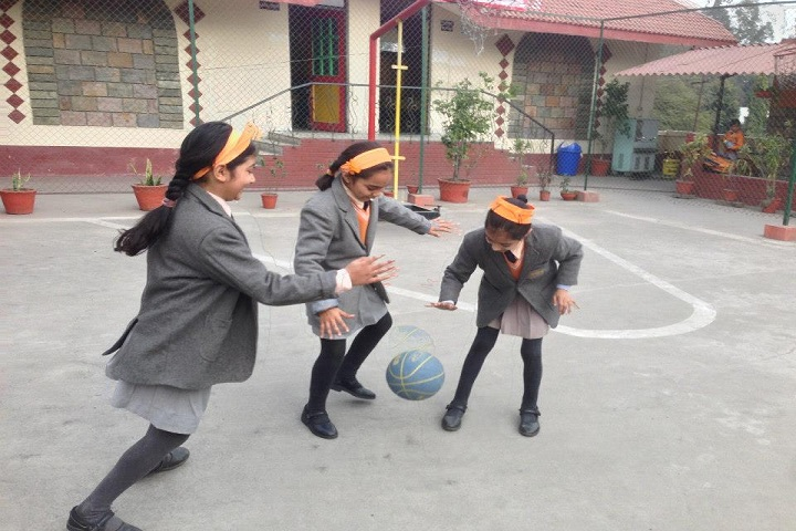 The Gurukul Foundation School-Games
