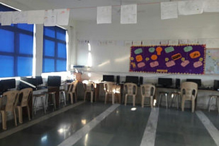 The Gurukul Foundation School-IT Lab