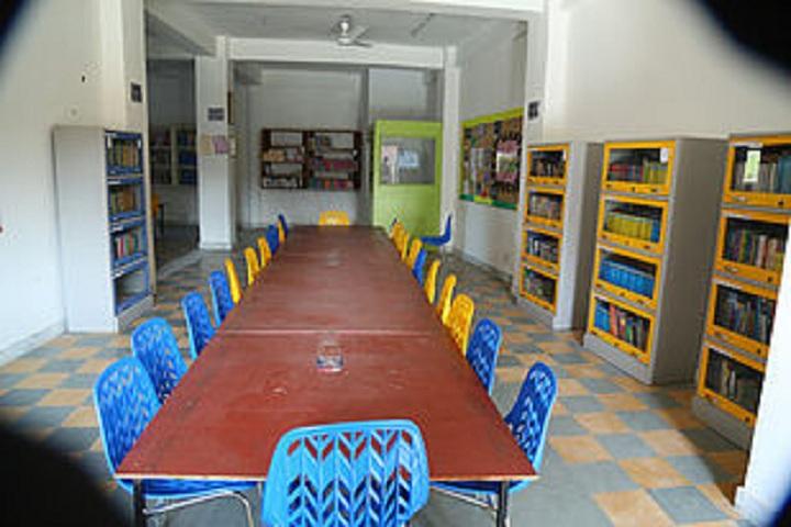 The Gurukul Foundation School-Library
