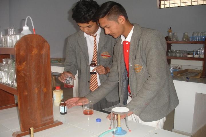 The Horizon School-Laboratory