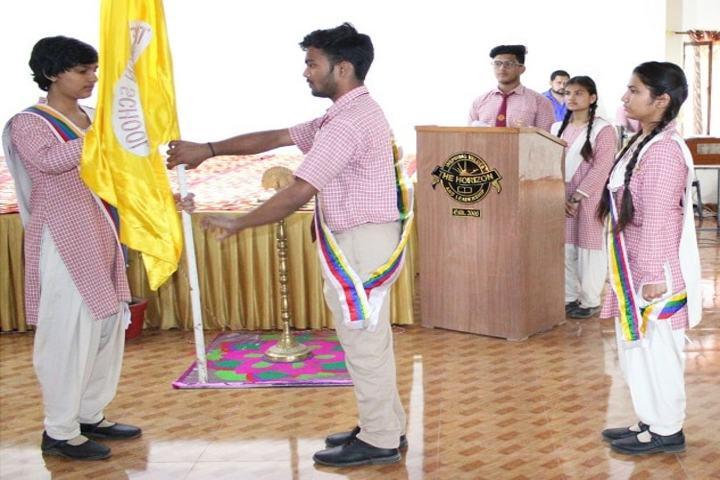 The Horizon School-Investiture Ceremony