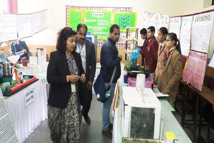 The Horizon School-Science Exhibition