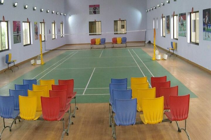 Academic World School-Sports Court