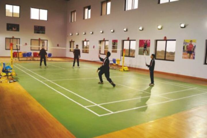 Academic World School-Sports