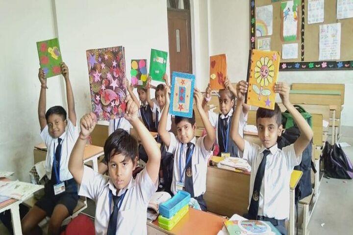 The Laureate School-Classroom Activity