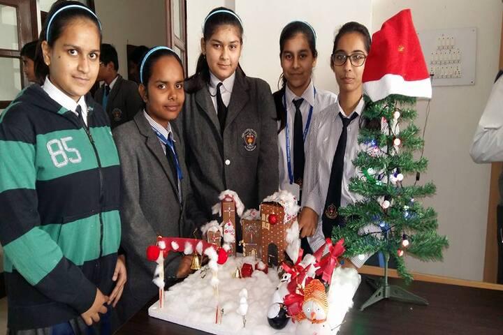 The Laureate School-School Exhibition
