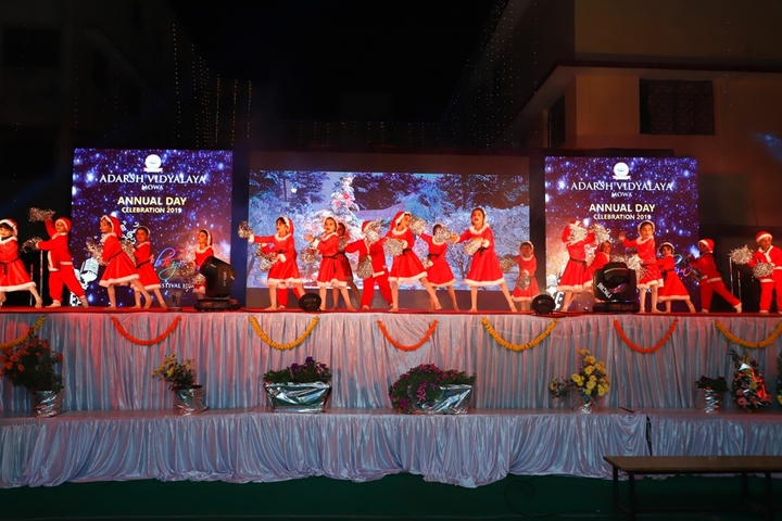 Adarsh Vidyalalya School- Annual day celebrations