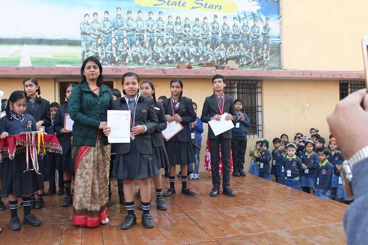 Adarsh Vidyalalya School- Drawing competition