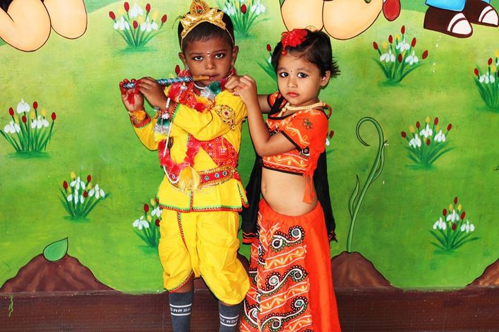 Adarsh Vidyalalya School- Fancy Dress competition