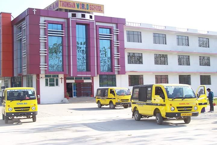 Thomsan World School-School VIew