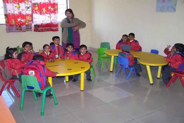 Thomsan World School-Classroom