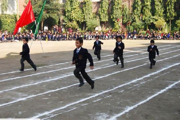 Thomsan World School-Sports