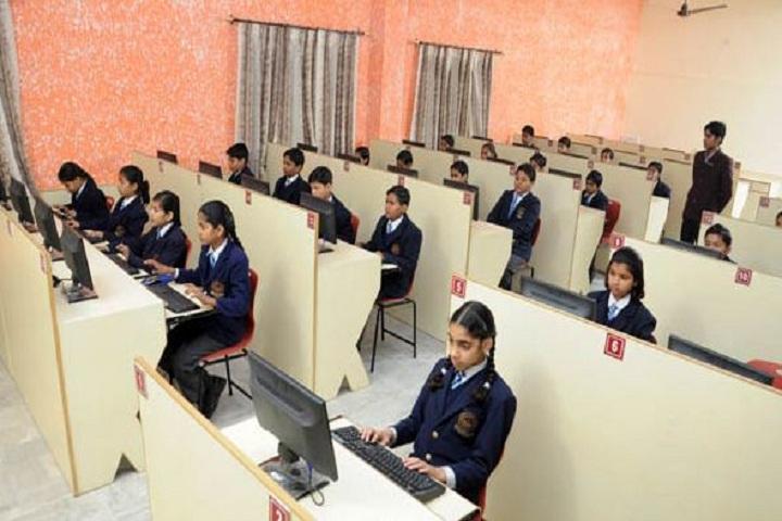 Thomsan World School-Computer Lab