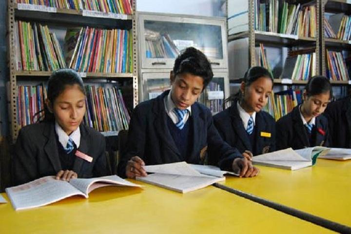 Thomsan World School-Library