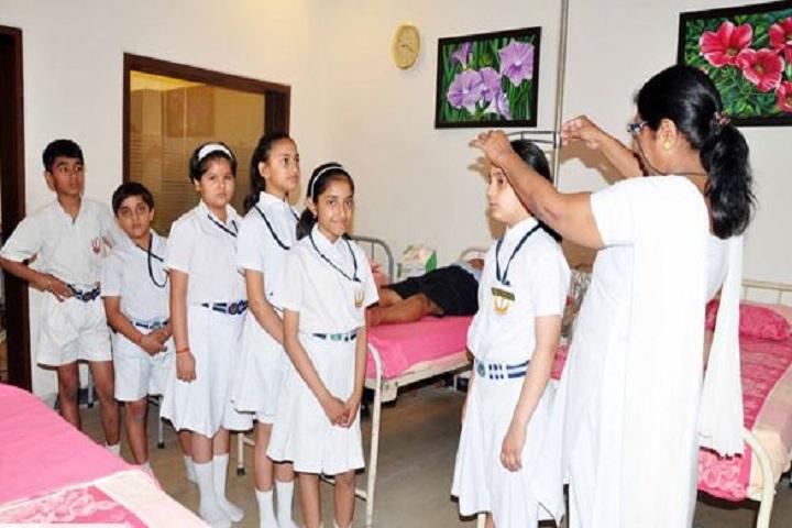 Thomsan World School-Medical Facility
