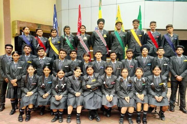Adarsh Vidyalalya English Medium Higher Secondary School-Group Photo