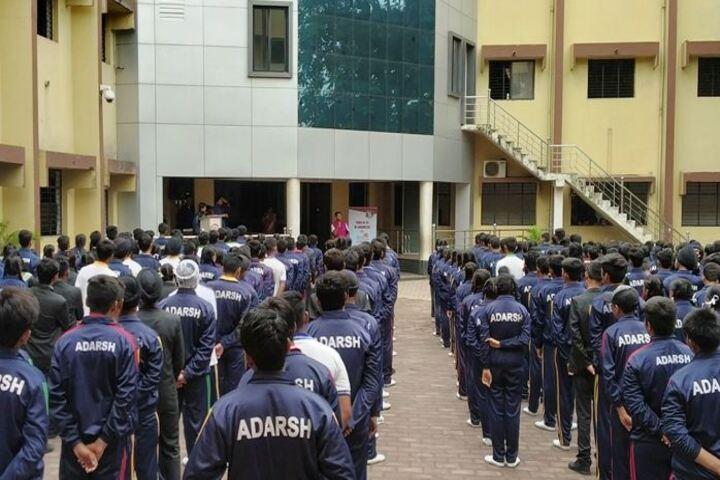 Adarsh Vidyalalya English Medium Higher Secondary School-Prayer