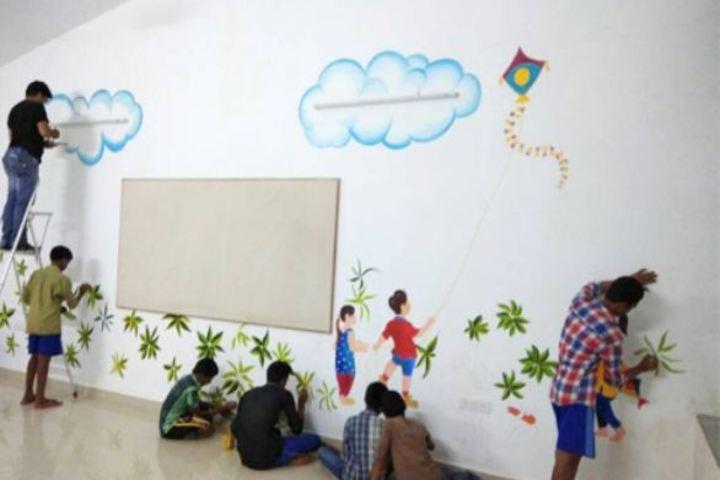 Heal School-Art and Craft