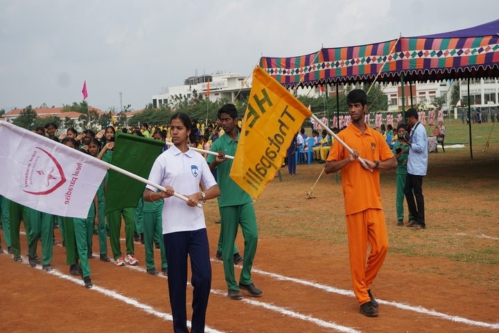 Heal School-Sports Day