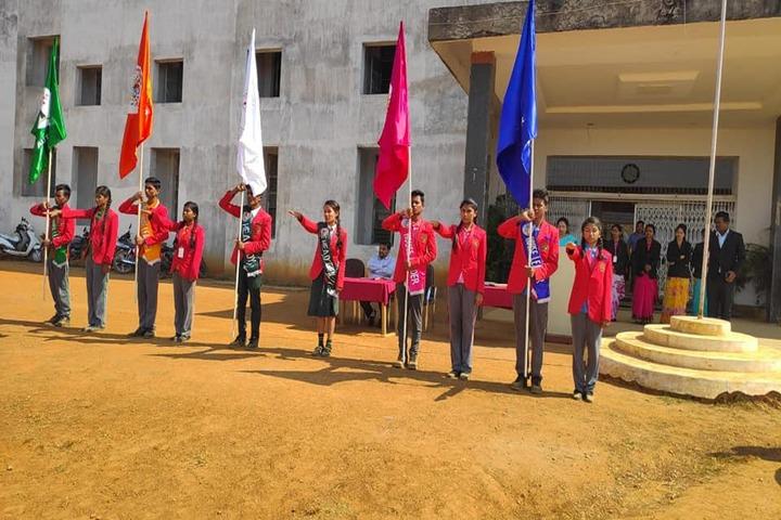 Adeshwar Public School Bastar-Annual Sports Meet