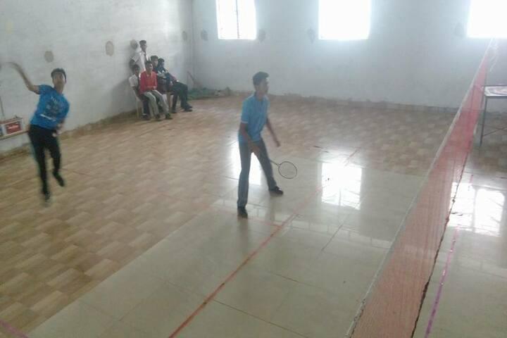 Adeshwar Public School Bastar-Badminton Court