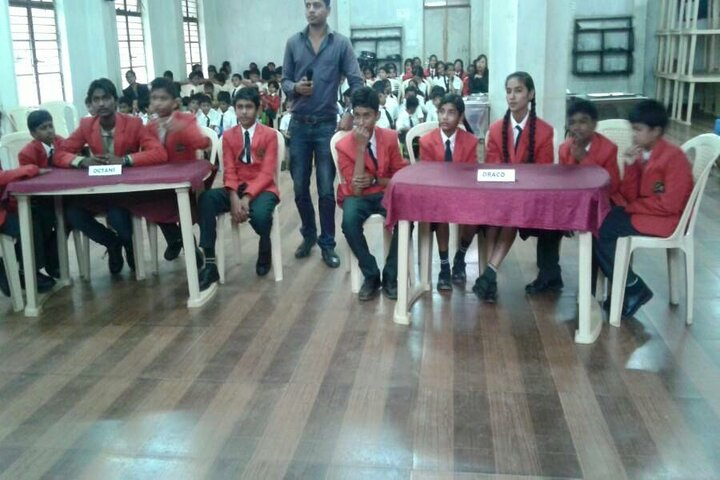 Adeshwar Public School Bastar-Quiz Competition
