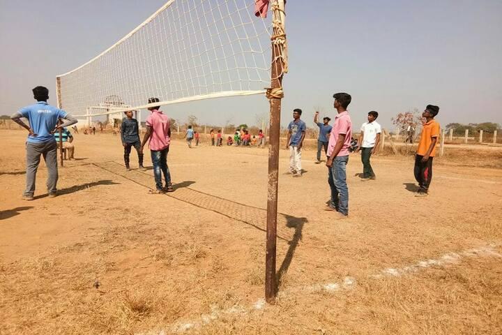 Adeshwar Public School Bastar-Volley Ball