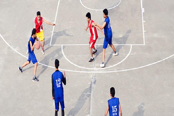 Vision Valley School-Indoor-Games