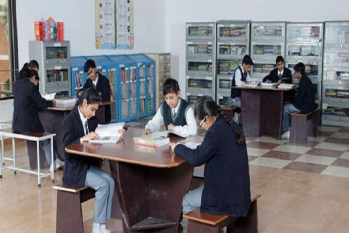 Vision Valley School-Library