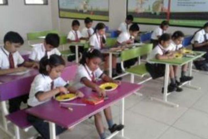 Agarwal Public School-Arts