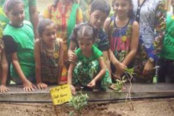 Agarwal Public School-Green Day