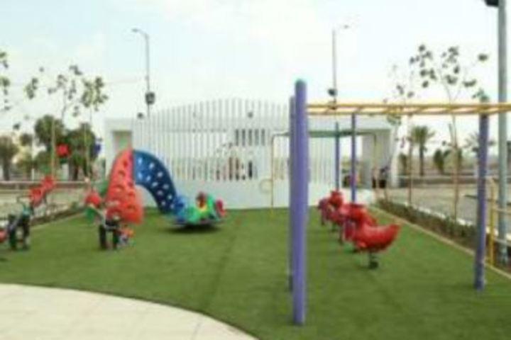 Agarwal Public School-Play Area