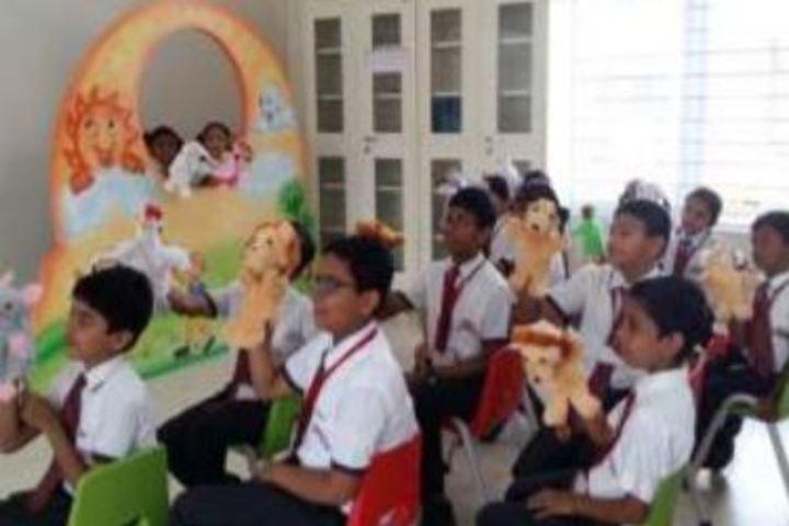 Agarwal Public School-Story Telling
