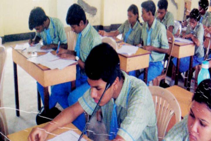 Aaloke Bharti Model School-Classroom