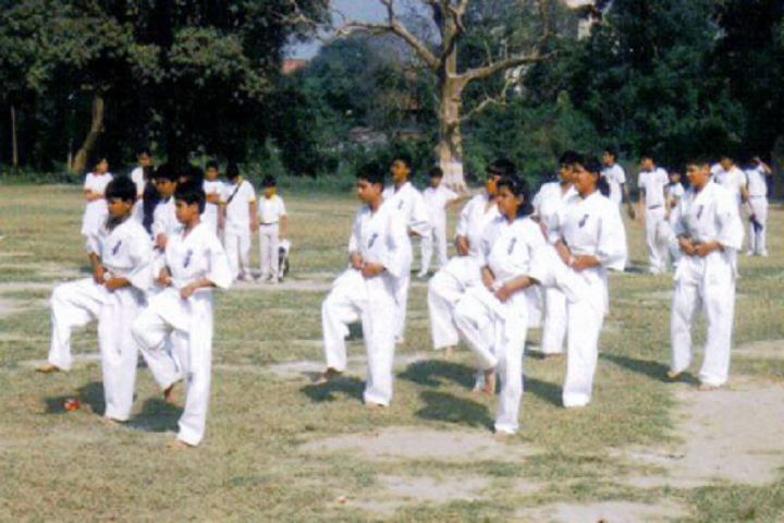 Abhinav Bharati High School-karate