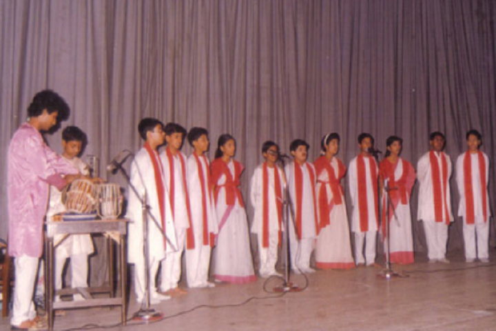 ABHINAV BHARATI HIGH SCHOOL-music