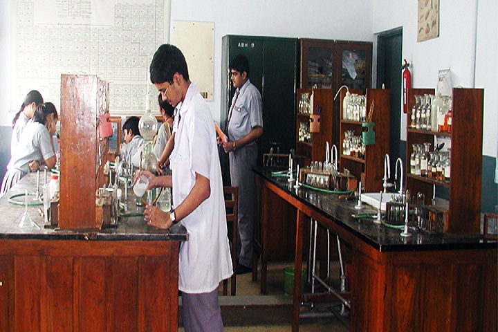 ABHINAV BHARATI HIGH SCHOOL-science lab