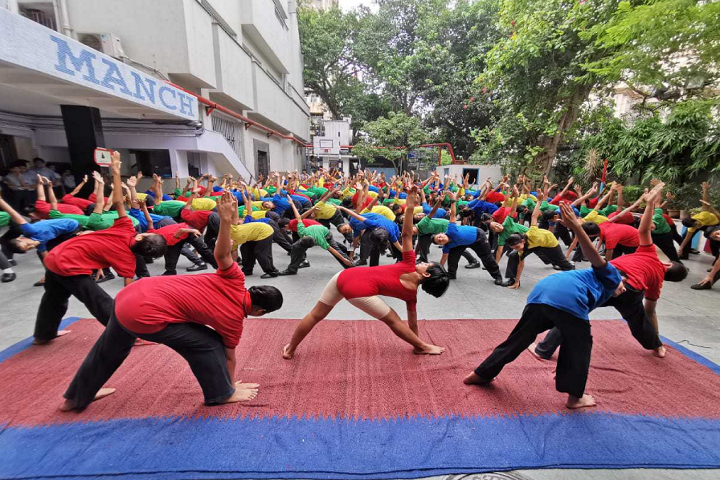 Abhinav Bharati High School-Physical education