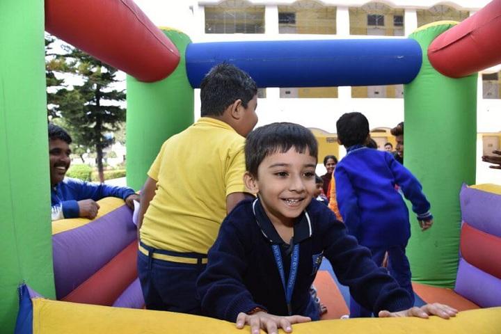 Aditya Academy Secondary-KG playarea