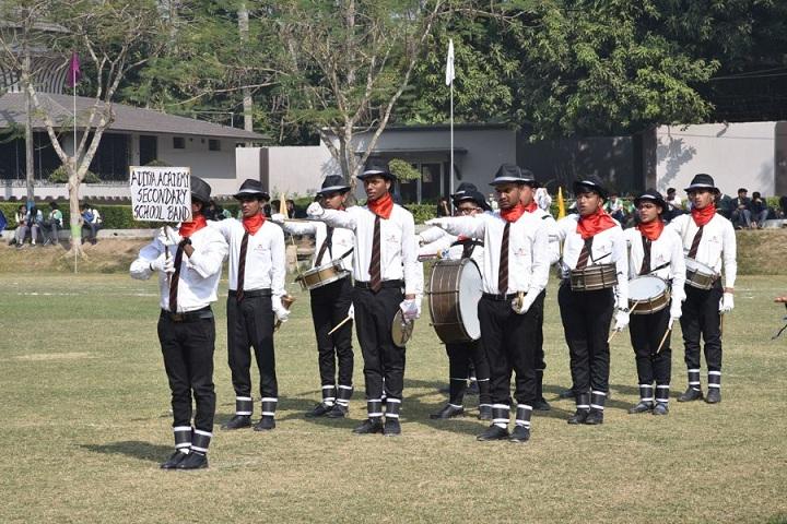 Aditya Academy Secondary-Band